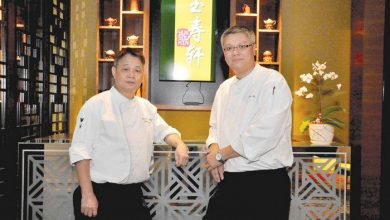 Photo of Seasoned Chefs at Weil Hotel