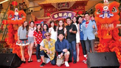 Photo of Movie Stars Visit Ipoh