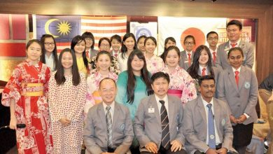 Photo of An Exchange of Cultures for Students