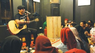 Photo of Angin Kencang Acoustic Session