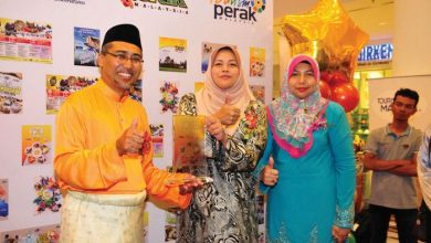 Photo of Perak Food Trail Booklet
