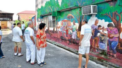 Photo of Pinji Festival Murals Unveiled