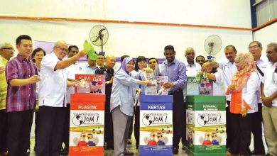 Photo of Community Recycling Model Launched