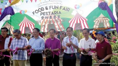 Photo of St Peter's Church Pestaria Food Fair