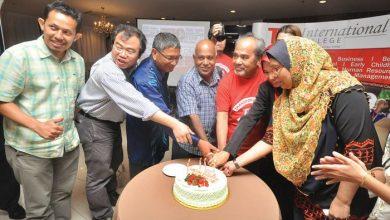 Photo of Media Representatives Feted