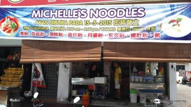 Photo of Michelle's Noodles are Offally Good