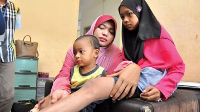 Photo of Mother Seeks Funds for Ailing Daughter