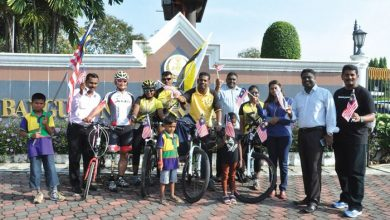 Photo of Merdeka Cycling Expedition 2015