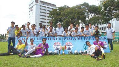 Photo of KLK Piala Muhibbah 2015