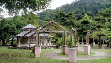 Photo of Ipoh's Public Parks in Appalling Disrepair