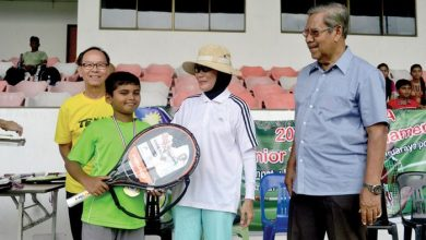 Photo of Merdeka Junior Tennis Tournament 2015