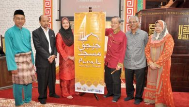 Photo of Islamic Tourism Centre Visits Muhammadiah Mosque