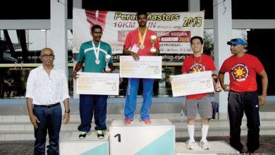 Photo of Perak Masters 10km Run