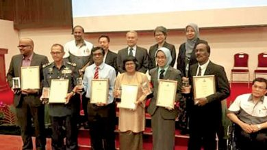 Photo of Human Rights Award
