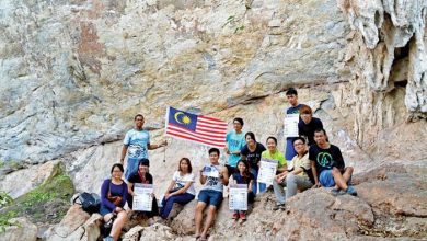 Photo of Revisit Ipoh's Past via Gua Tambun Rock Art