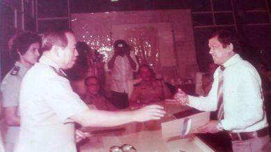 Photo of A Key Figure against Communist Insurgence in Perak