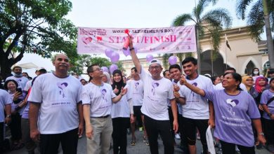 Photo of Memory Walk 2015