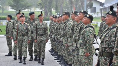 Photo of Brigade's 60th Anniversary