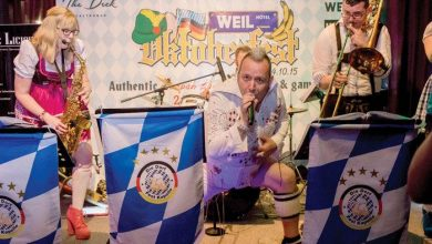 Photo of Inaugural Oktoberfest @ WEIL