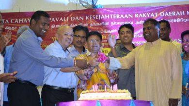 Photo of Pesta Cahaya Deepavali & Kesejahteraan Rakyat Kinta