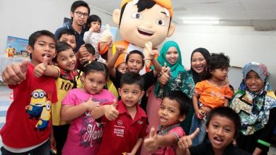 Photo of 500 Children get Free Passes To Asia's First Animation Theme Park