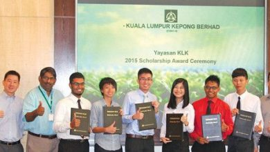 Photo of KLK– 38 Years of Providing Scholarships to Deserving Malaysians