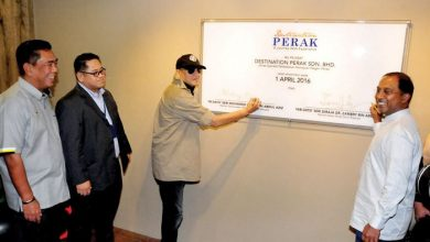 Photo of Destination Perak Office Opened