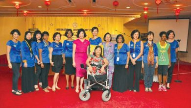 Photo of Soroptimist Ipoh – Making It Happen
