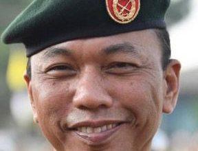 Photo of General Nizam Bids Farewell