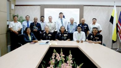 Photo of MICCI Perak Meets with Police Chief