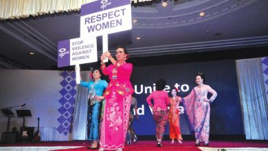 Photo of Catwalking for a Cause