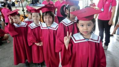 Photo of Mariaville Graduation Ceremony