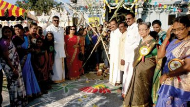 Photo of Pongal and Thamilar Thirunal Celebrations Around Ipoh