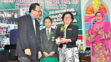 Photo of First Lady Principal Retires