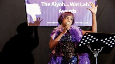 Photo of Aiyoh Wat Lah! Awards 2015