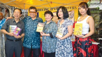 Photo of Books by Ipoh Writers