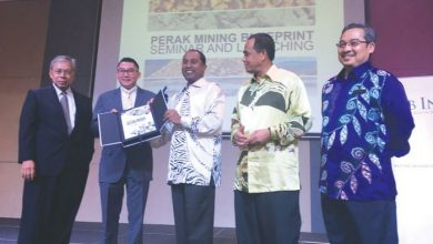 Photo of Mining Blueprint Launched