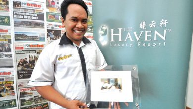 Photo of Ipoh Echo – The Haven Contest