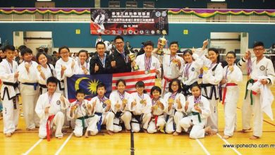 Photo of Taekwon-do Team Wins Medals
