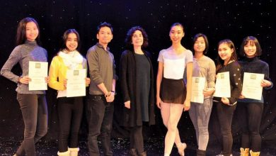 Photo of First Malaysian Knowledge Exchange to Ballet West