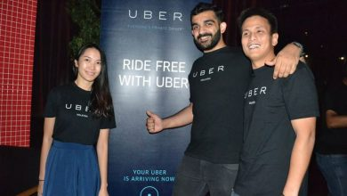 Photo of Uber's Trial Run in Ipoh