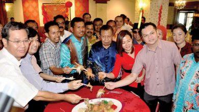 Photo of Media Luncheon with Mayor