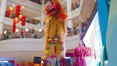 Photo of CNY Celebration at Ipoh Parade