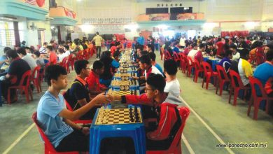 Photo of Chess First Leg Begins