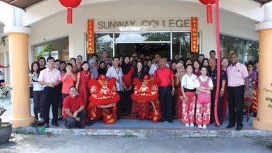 Photo of Sunway College Ipoh's CNY Celebration