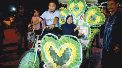 Photo of 1Malaysia Trishaw Ride