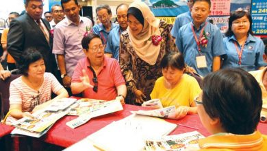 Photo of Perak Matta Fair