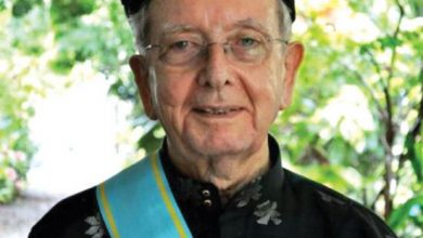 Photo of Dato' Brother Vincent Corkery
