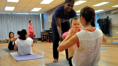 Photo of Sharmila's Yoga for Babies