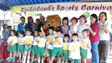 Photo of Kinderland's Sports Carnival & Family Day